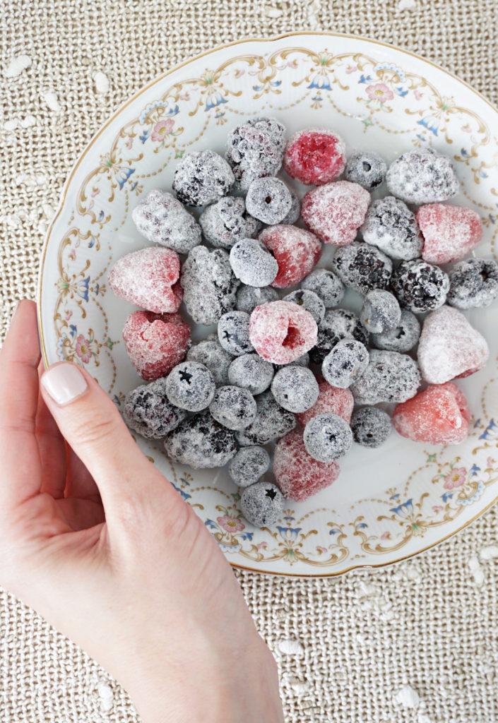 How To Make Sugared Fruit Baking For Friends