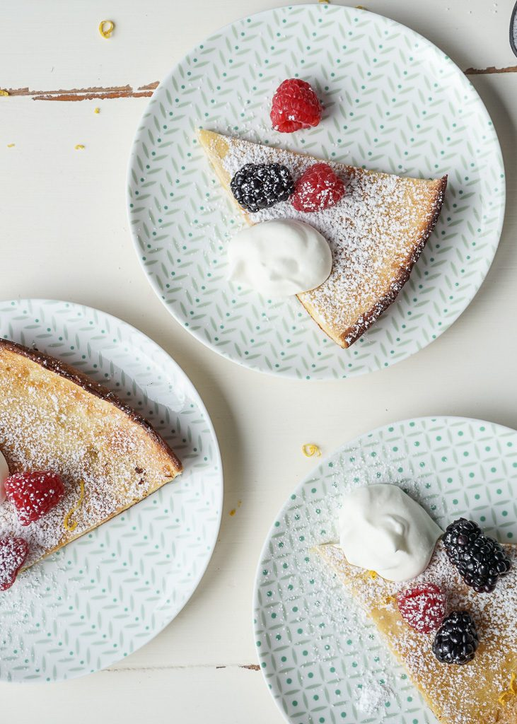 A Dutch Pancake and A Giveaway!!