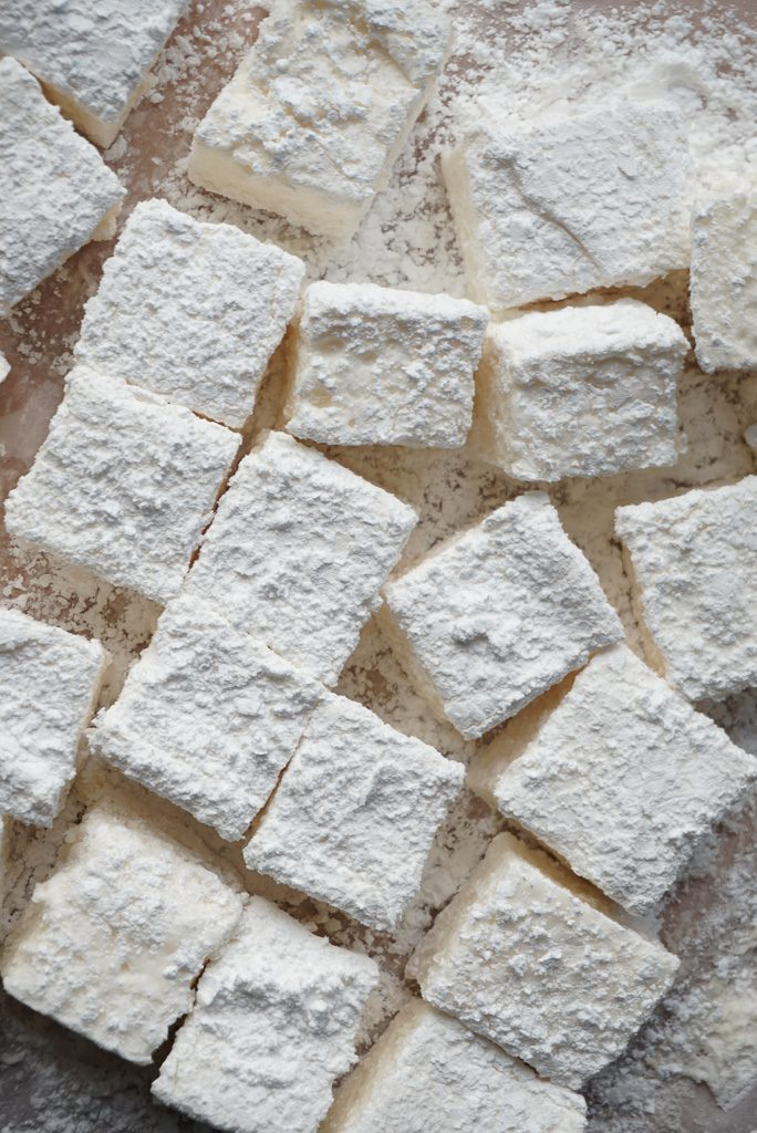 Homemade Marshmallows; the prefect holiday treat, holiday baking, gluten free, treats, confections, candies, sweets