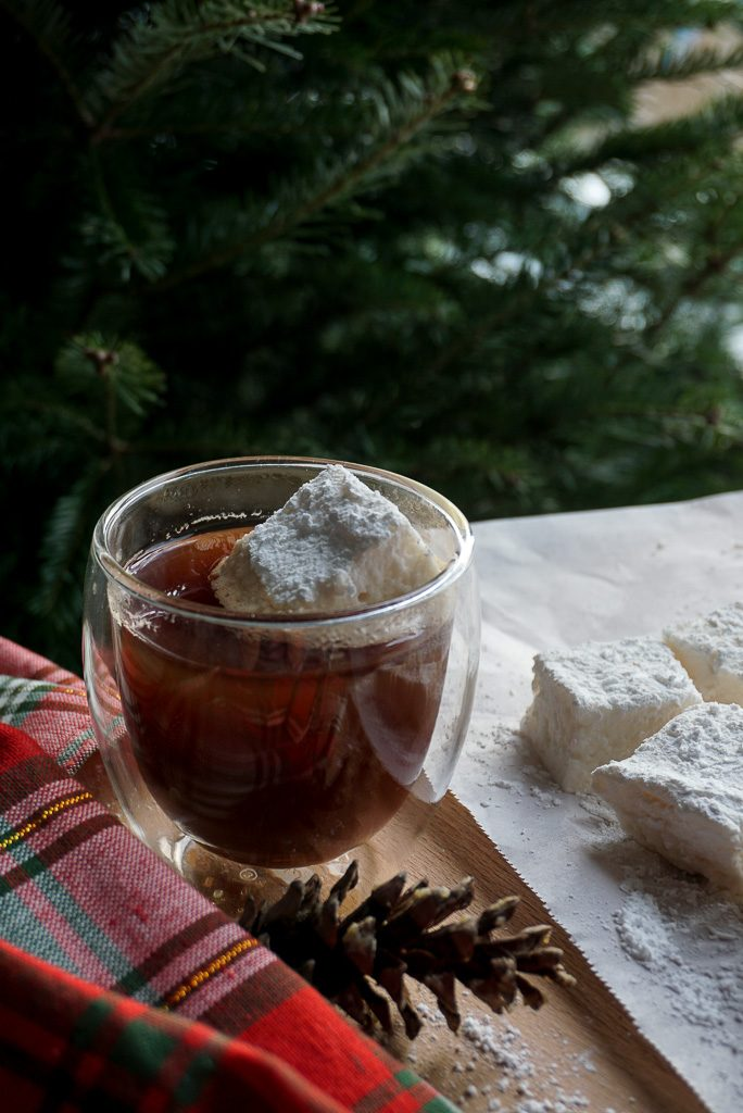 Homemade Marshmallows; the perfect holiday treat, holiday baking, gluten free, treats, confections, candies, sweets